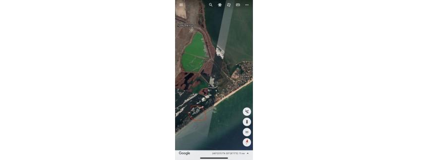 Земельный участок в Затоке площадью 1,5 га
