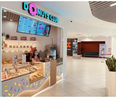 Продается  франшиза Donuts Club в Днепре