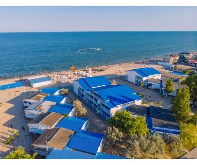 Продается пляжный комплекс: Каса Бланка