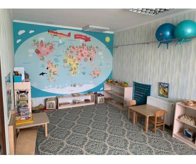 Продается Монтессори-центр детского развития
