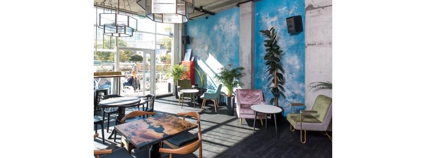 Атмосферное Кафе «UTOPIA»
