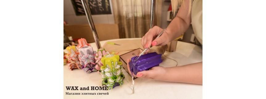 Производство свечей Wax and Home
