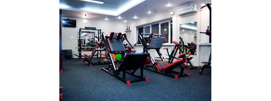 Фитнес-клуб Flexor