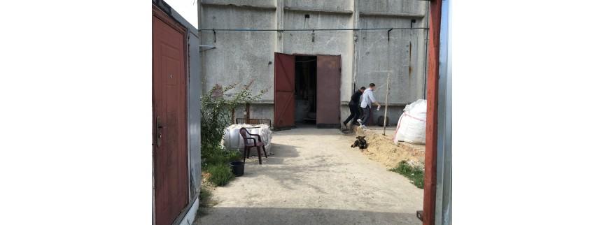 Завод по производству вторсырья гранулированного полимера